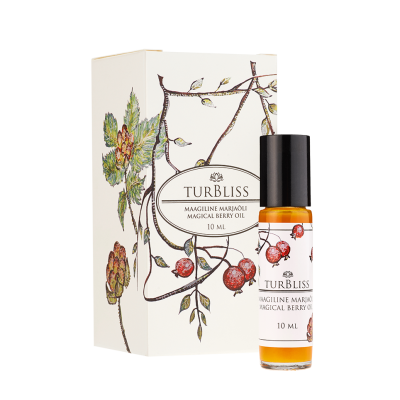 Magical Berry Oil