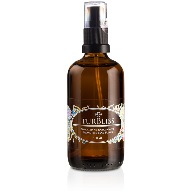 Turbliss - Bioactive Peat Toner 100ml